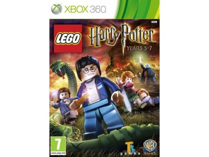 X360 LEGO Harry Potter Years 5-7