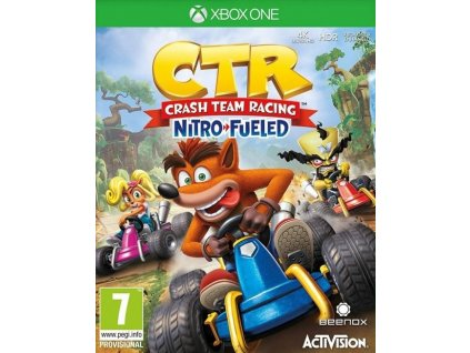 XONE Crash Team Racing Nitro Fueled