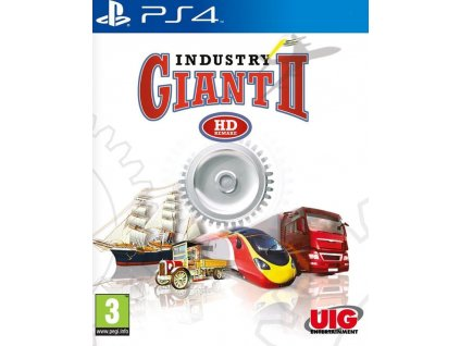 PS4 Industry Giant 2