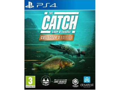 PS4 The Catch Carp and Coarse Collectors Edition