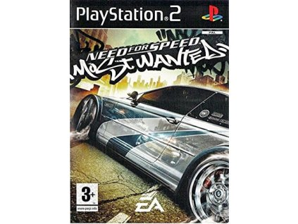 PS2 Need for Speed Most Wanted