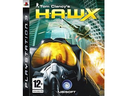 PS3 Tom Clancys H.A.W.X. (HAWX)