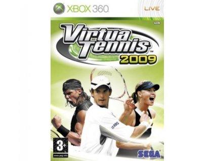 virtua tennis 2009 x360