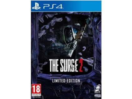 PS4 The Surge 2 Limited Edition