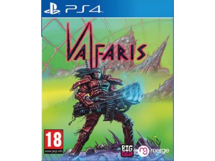 PS4 Valfaris