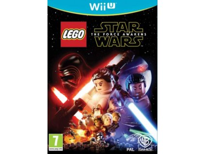 WiiU Lego Star Wars The Force Awakens