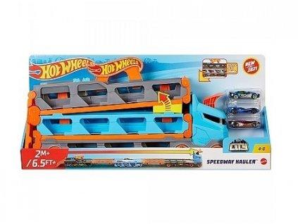Toys Hot Wheels City Speedway Hauler