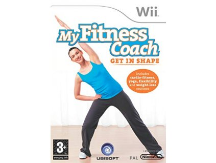 Wii My Fitness Coach Get In Shape