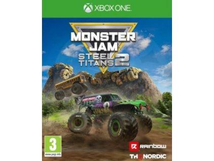 XONE Monster Jam Steel Titans 2