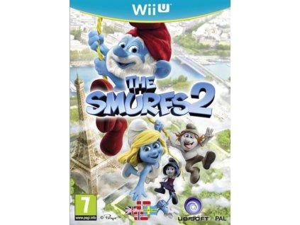 WiiU The Smurfs 2
