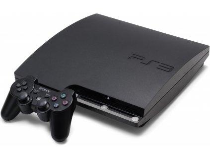 PS3 Konzole 250GB Slim