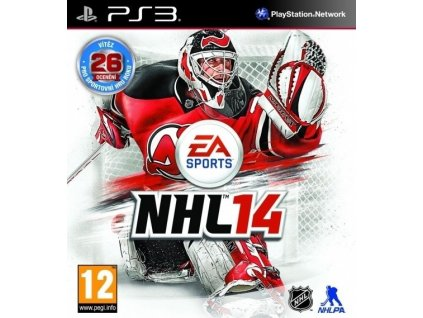 PS3 NHL 14 CZ