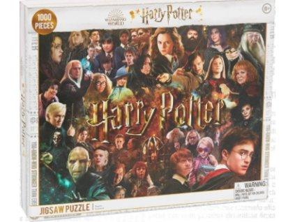 Merch Puzzle Harry Potter koláž 1000 dílků
