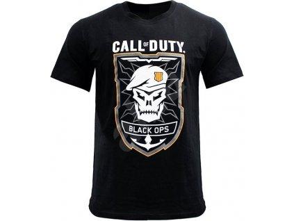 Merch Tričko Call of Duty Black Ops 4 vel. L