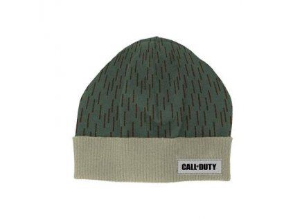 Merch zimní čepice Cal of Duty Black ops Cold War double Agent