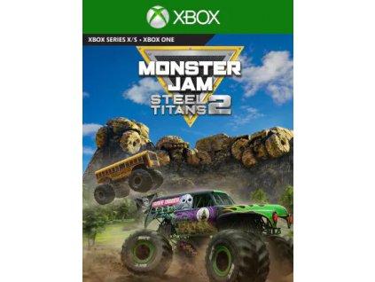 XONEXSX Monster Jam Steel Titans 2