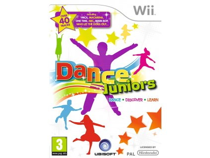 Wii Dance Juniors