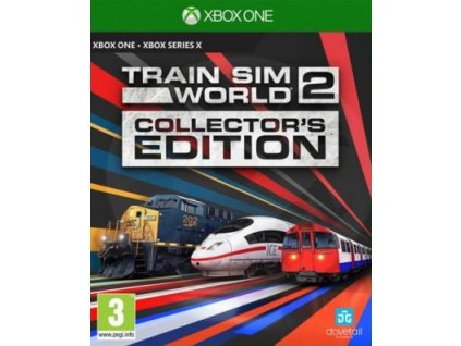 XONEXSX Train Sim World 2 Collectors Edition