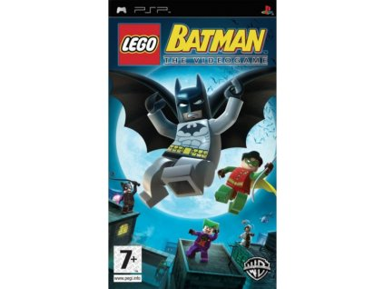 PSP LEGO Batman The Video Game