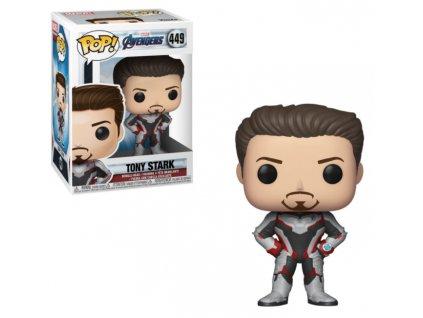 Merch Funko Pop! 449 Marvel Avengers Tony Stark