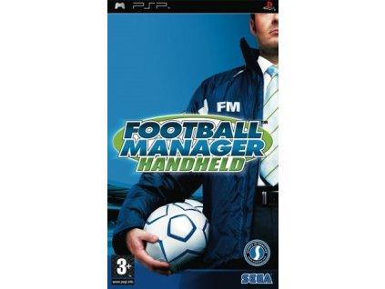 PSP Football Manager Handheld