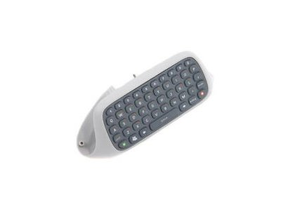 X360 Official Microsoft Chatpad White