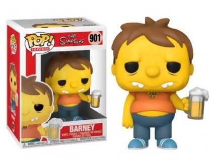 Merch Funko Pop! 901 Television The Simpsons Barney Gumble