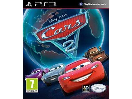 PS3 Disney Cars 2