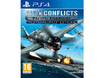 PS4 Air Conflicts Pacific Carriers