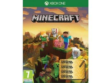 XONE Minecraft Master Collection CZ