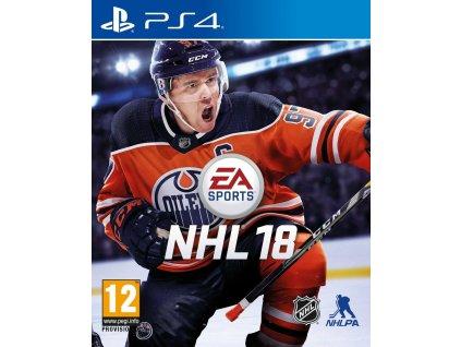 PS4 NHL 18 CZ