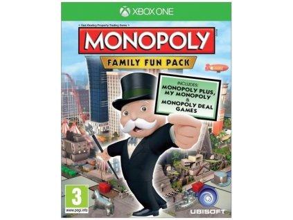 XONE Monopoly Family Fun Pack