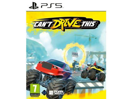 PS5 Cant Drive This