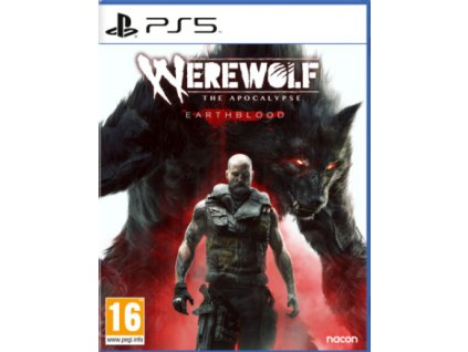 PS5 Werewolf The Apocalypse Earthblood