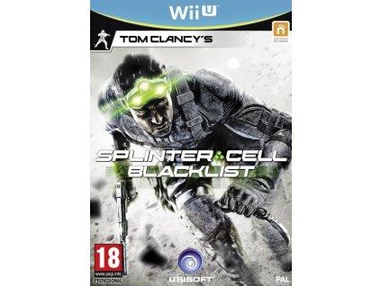 WiiU Tom Clancys Splinter Cell Blacklist