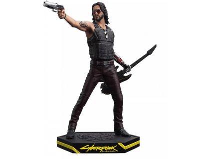 Merch Figurka Dark Horse Cyberpunk 2077 Johnny Silverhand 20 cm