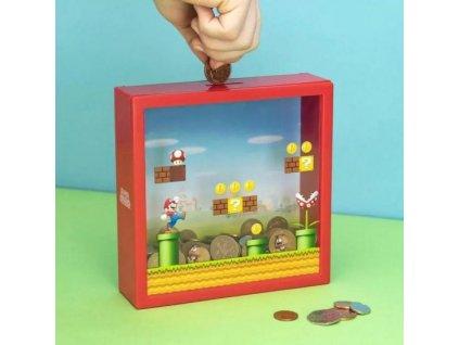 Merch Pokladnička Super Mario Arcade