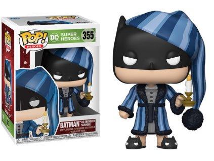 Merch Funko Pop! 355 Heroes Dc Holiday Batman As Ebenezer Scrooge
