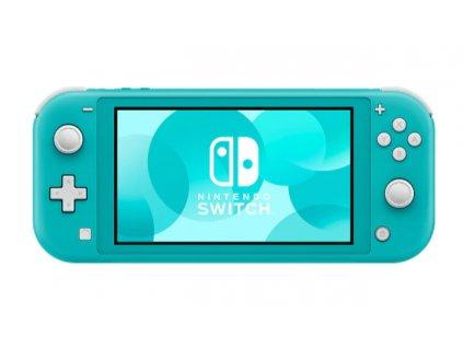 Switch konzole Nintendo Switch Lite Tyrkysová