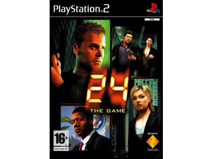 24 the game 24 horas ps2 D NQ NP 523405 MLB25013175508 082016 F