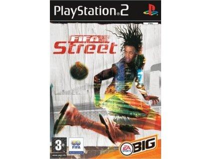 PS2 Fifa Street