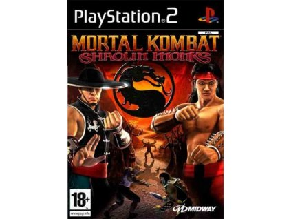 PS2 Mortal Kombat Shaolin Monks