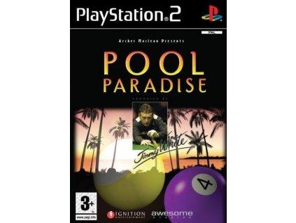 PS2 Pool Paradise