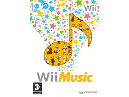PS Wii WiiMusic enGB