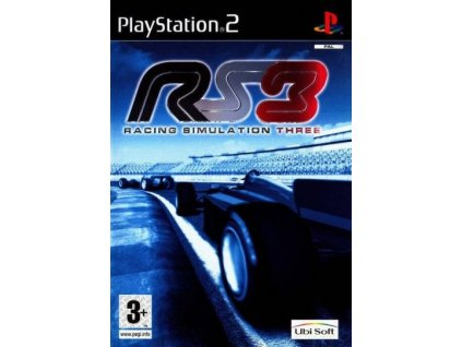 PS2 Racing Simulation 3