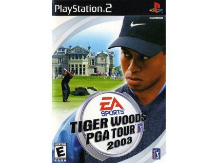 PS2 Tiger Woods PGA Tour 2003