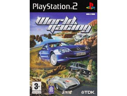 PS2 World Racing