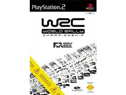 PS2 WRC World Rally Championship