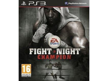PS3 Fight Night Champion