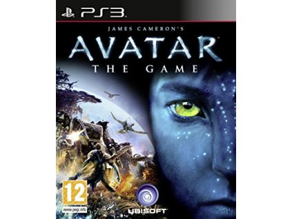 PS3 James Camerons Avatar The Game